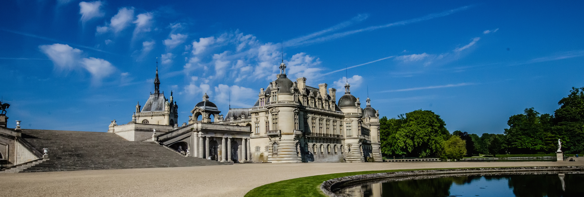Friends of the Domaine de Chantilly