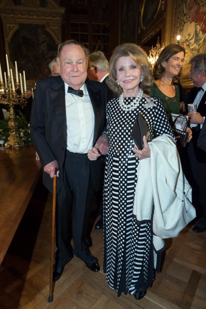 William and Katharine Rayner