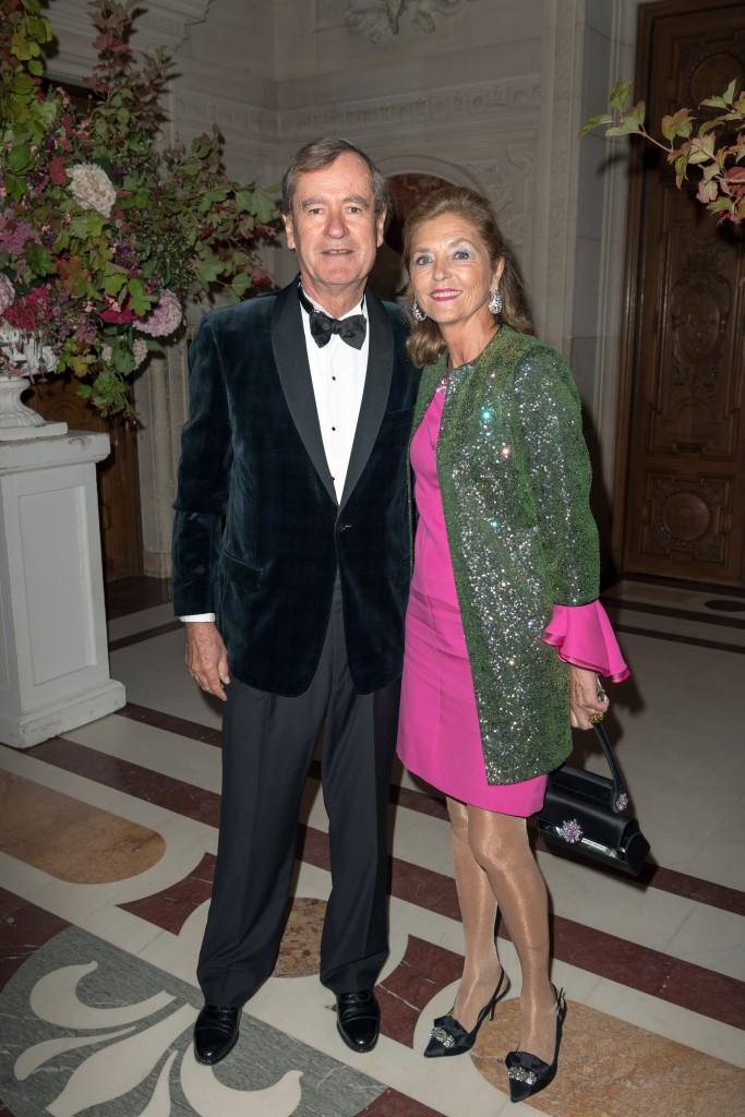 Pascal de Jenlis and Arielle de la Mettrie