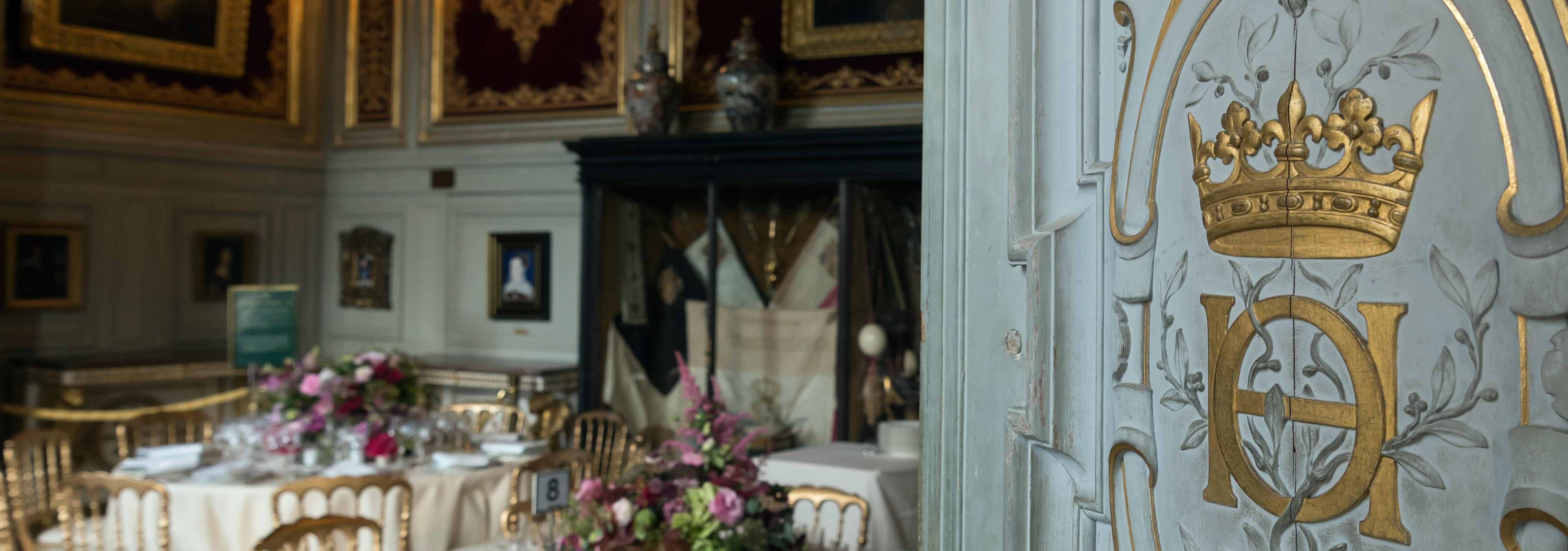 Première Soirée de Gala des « Friends of Domaine the Chantilly » le mardi 12 septembre 2017 au château de Chantilly
