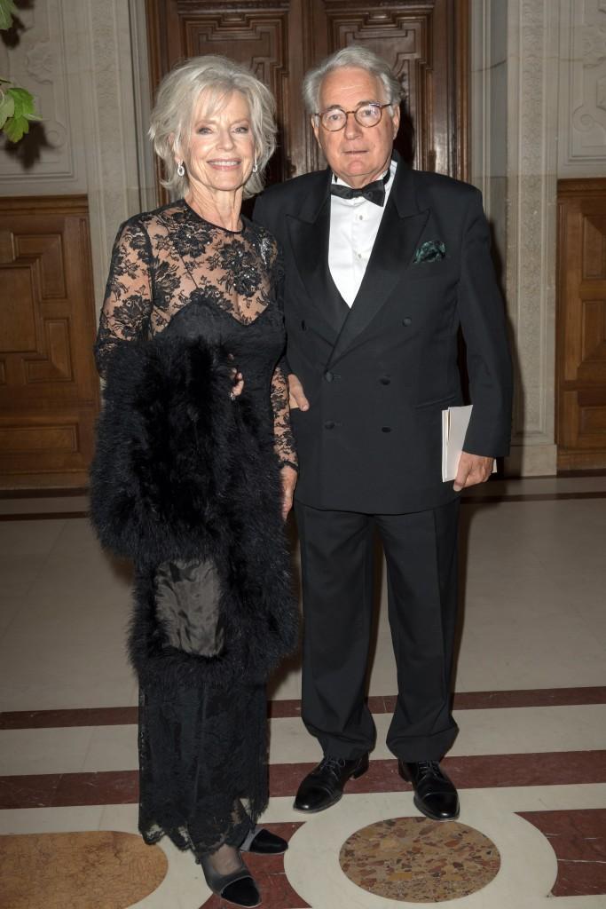 Martine and Olivier Vodoz