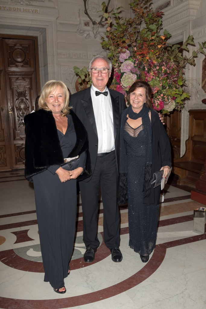 Florence Rogers, Gérard Campbell, Odile Delabouchère