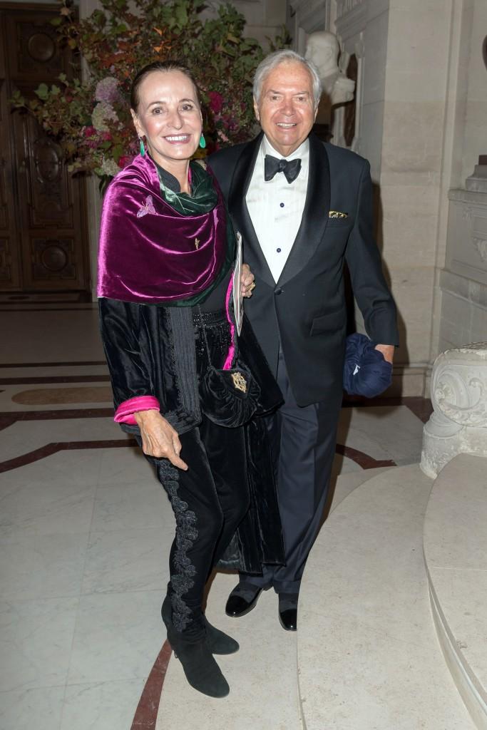 Françoise and Xavier Guerrand-Hermès