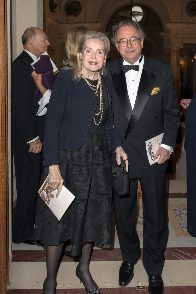 Véronique and Louis-Antoine Prat