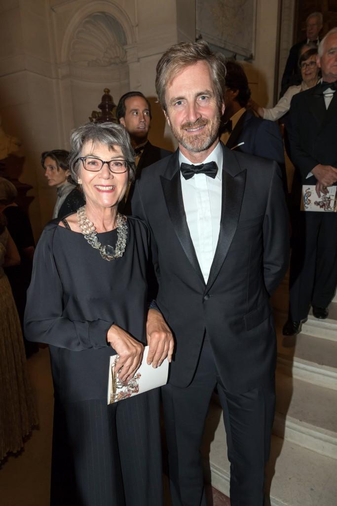 Domitille Loyrette and Frédéric Jousset