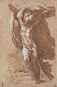 Il Parmigianino, Madonna and Child