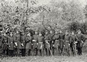 PH-868©musée-Condé-L-Etat-major-de-l-armee-du-Potomac