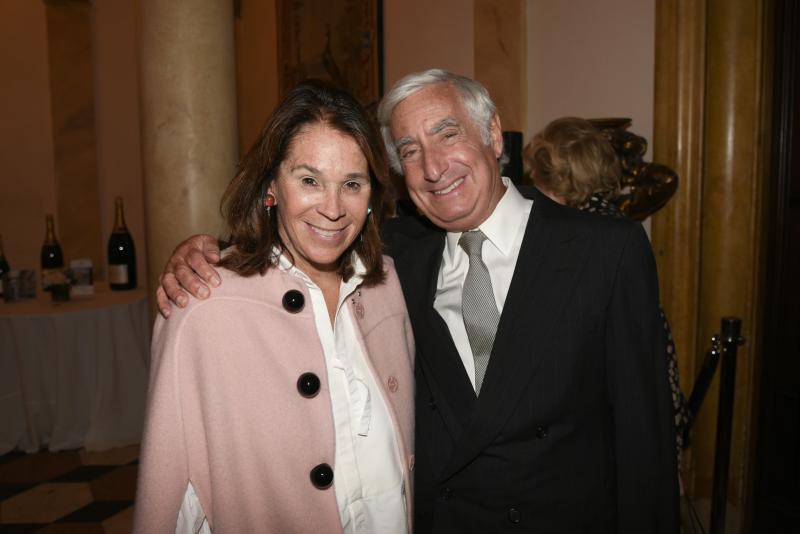 Marlene and Paul Herring